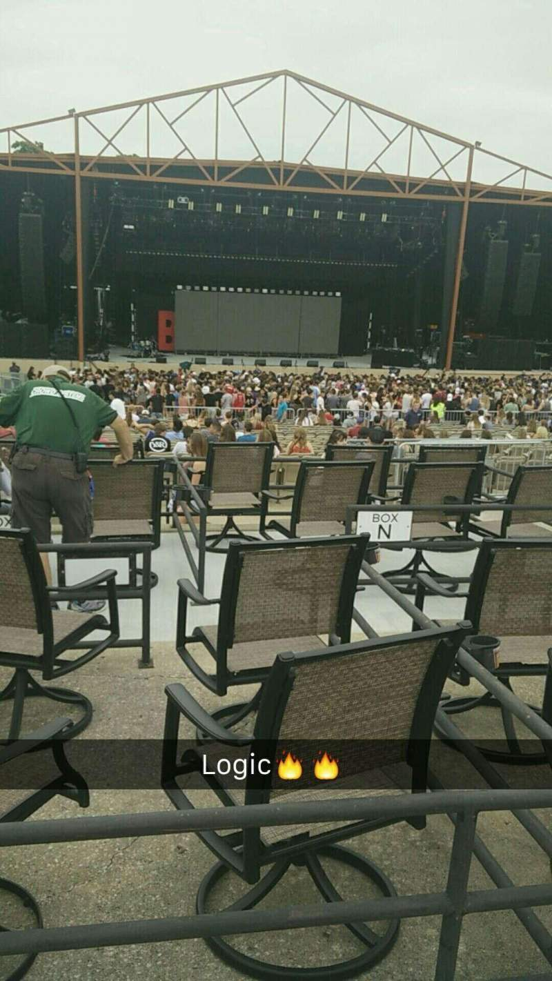 Logic Wallpaper Iphone 6 Providence Medical Center Amphitheater Section 11 Row H