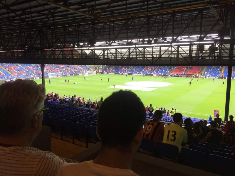 Wallpaper For Iphone X App Selhurst Park Home Of Crystal Palace Fc
