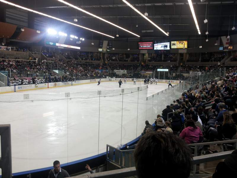 Wallpaper Sioux Falls Scheels Arena Home Of Fargo Force North Dakota State Bison