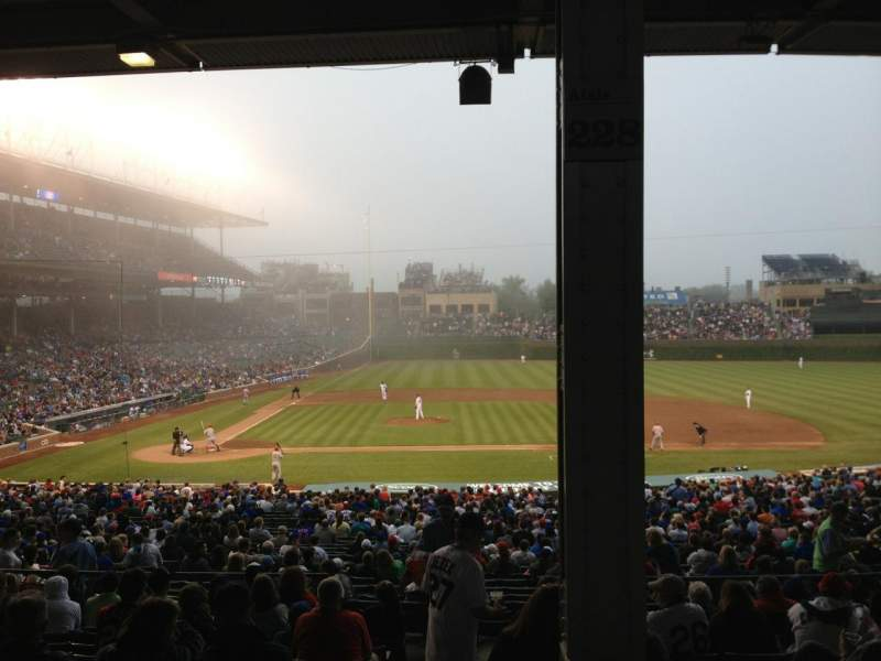 Chicago Cubs Wallpaper Iphone 6 Wrigley Field Section 228 Home Of Chicago Cubs