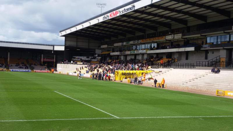 Sheffield United Iphone Wallpaper Photos Of The Port Vale Fc At Vale Park