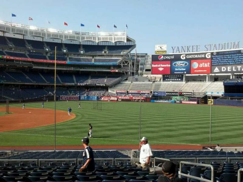 New York Yankees Wallpaper For Iphone 5 Yankee Stadium Section 113 Home Of New York Yankees New