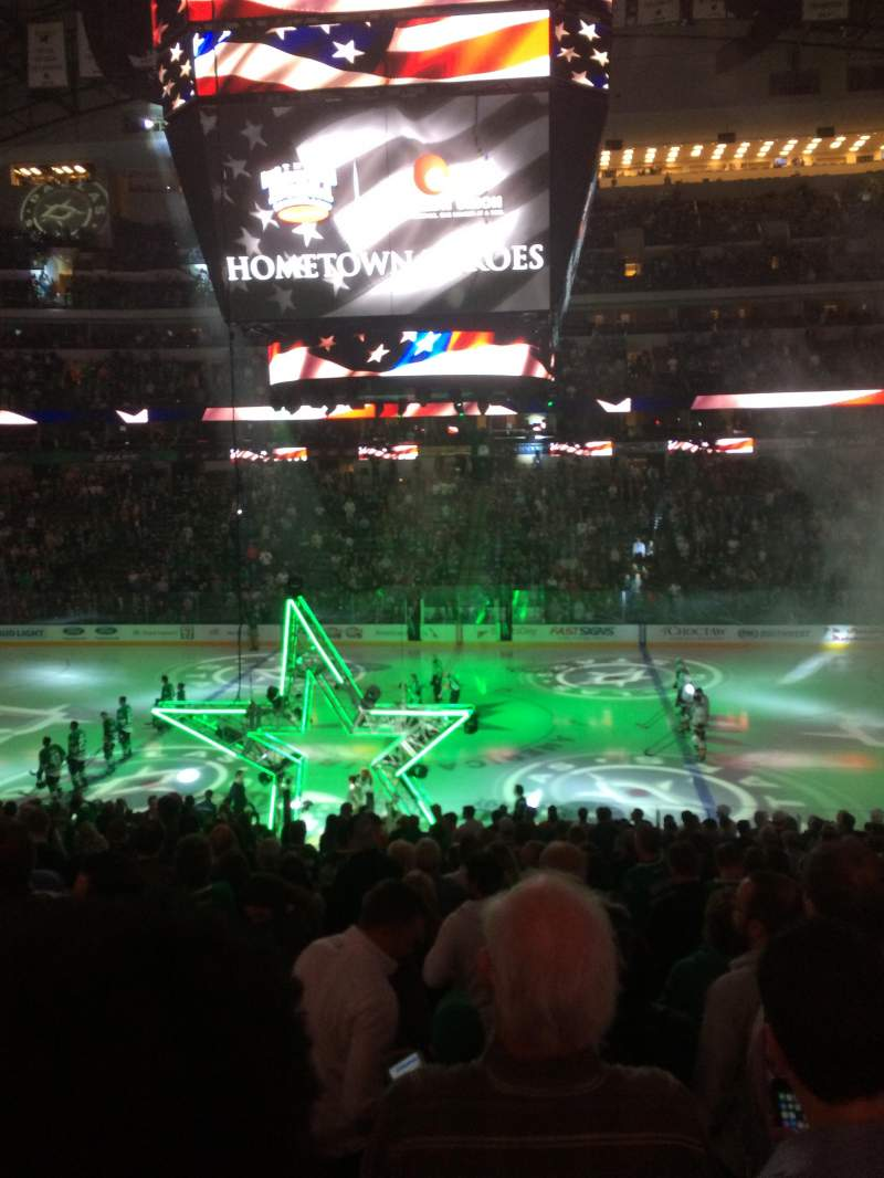 Dallas Stars Wallpaper Iphone American Airlines Center Interactive Seating Chart