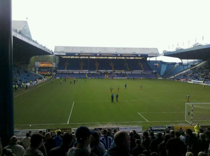 Sheffield United Iphone Wallpaper Hillsborough Stadium Home Of Sheffield Wednesday