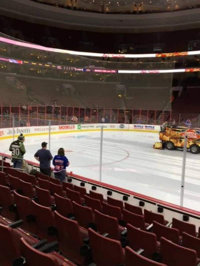 Philadelphia Flyers Wallpaper Iphone Wells Fargo Center Section 112 Home Of Philadelphia