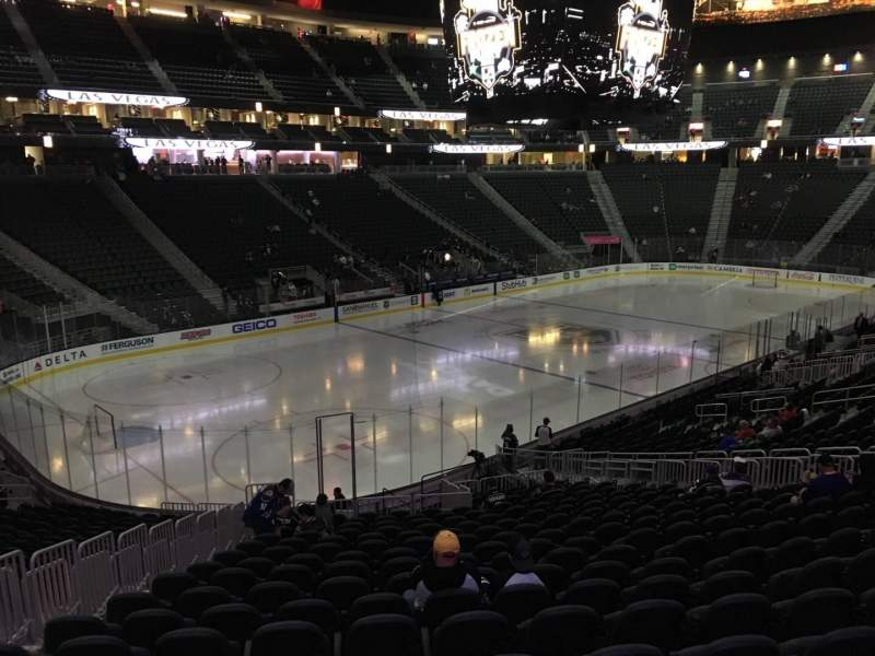 Colorado Avalanche Iphone Wallpaper T Mobile Arena Section 13 Row W Seat 6 Los Angeles