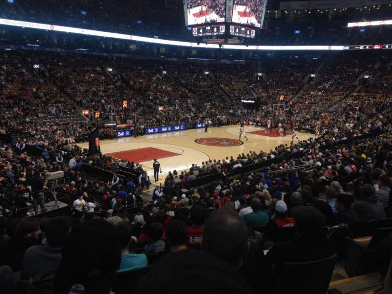 Basketball Wallpaper Iphone Air Canada Centre Section 111 Home Of Toronto Maple