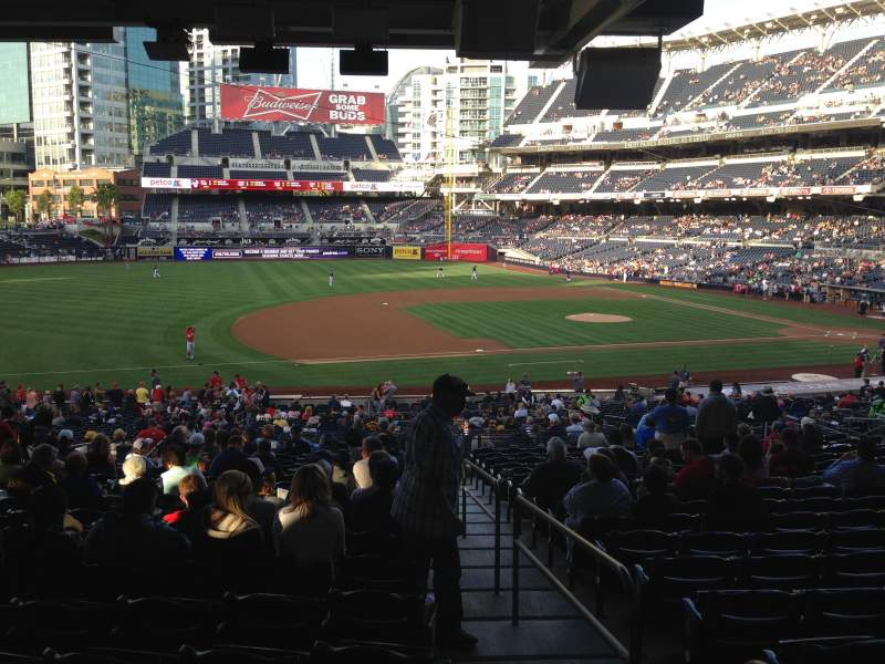 Apps For Iphone X Wallpaper Petco Park Section 114 Home Of San Diego Padres