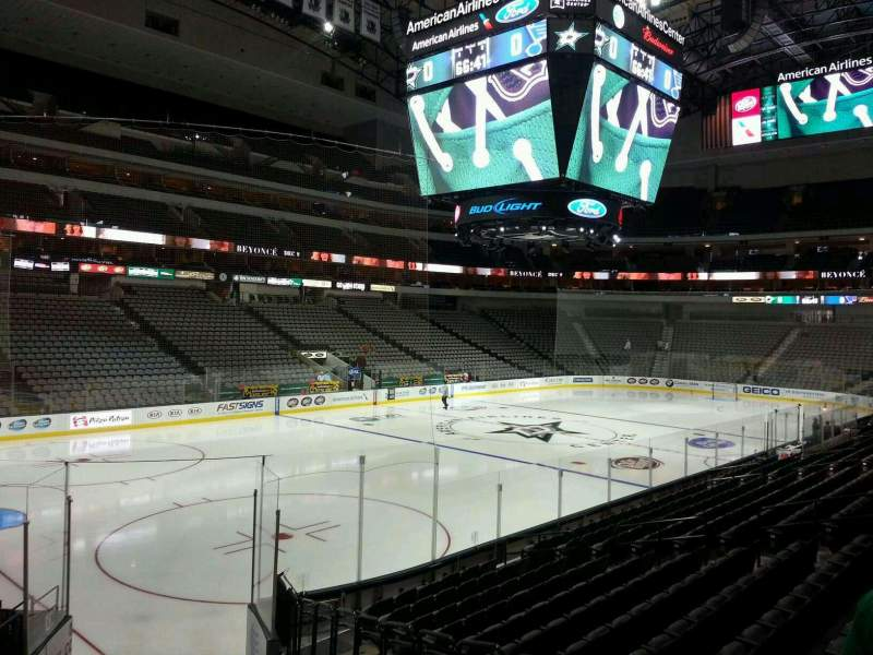 American Iphone X Wallpaper American Airlines Center Section 110 Home Of Dallas