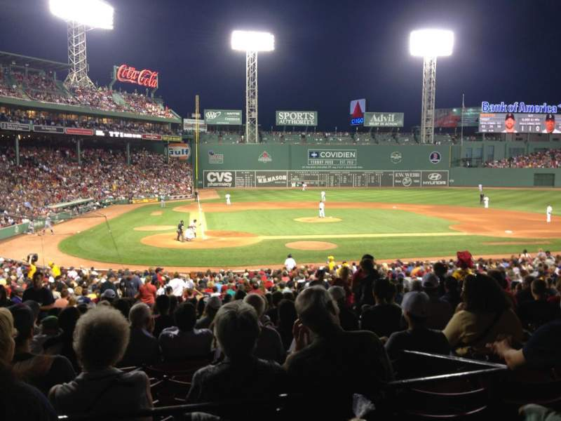 Red Sox Wallpaper Iphone X Fenway Park Section Grandstand 17 Home Of Boston Red Sox
