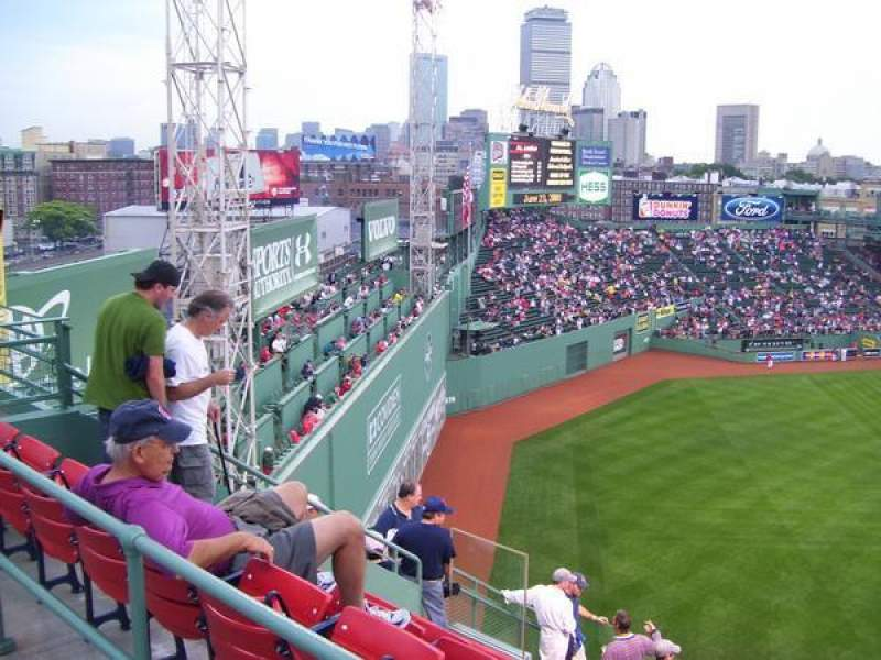 Red Sox Wallpaper Iphone X Fenway Park Section Coca Cola Corner Home Of Boston Red Sox