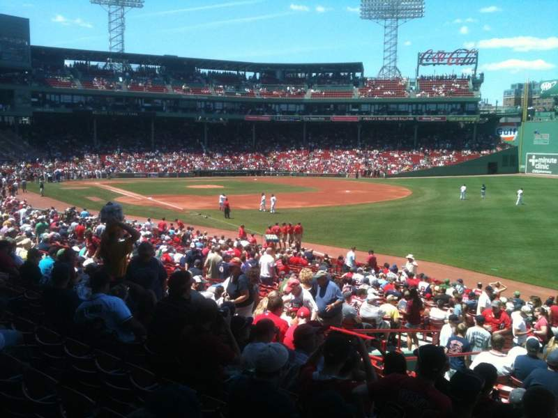 Red Sox Wallpaper Iphone X Fenway Park Section Grandstand 8 Home Of Boston Red Sox