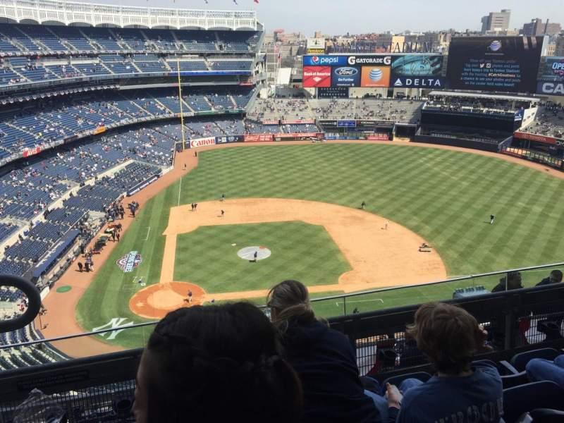 New York Yankees Wallpaper For Iphone 5 Yankee Stadium Section 417 Home Of New York Yankees New