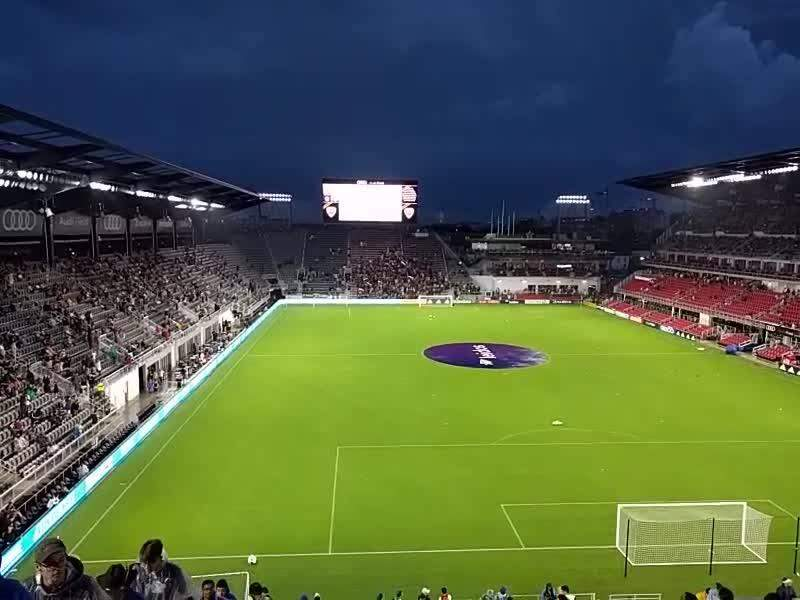 Wallpaper App For Iphone X Audi Field Section 118 Home Of Dc United