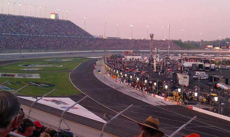 United States Wallpaper Iphone Kentucky Speedway Section Grandstand 1