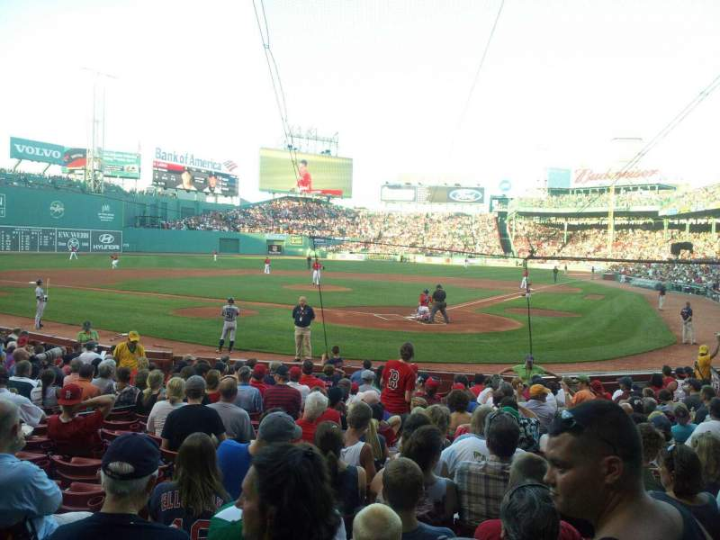 Seattle Mariners Wallpaper Iphone Fenway Park Section Loge Box 134 Row Aa Seat 4 Boston