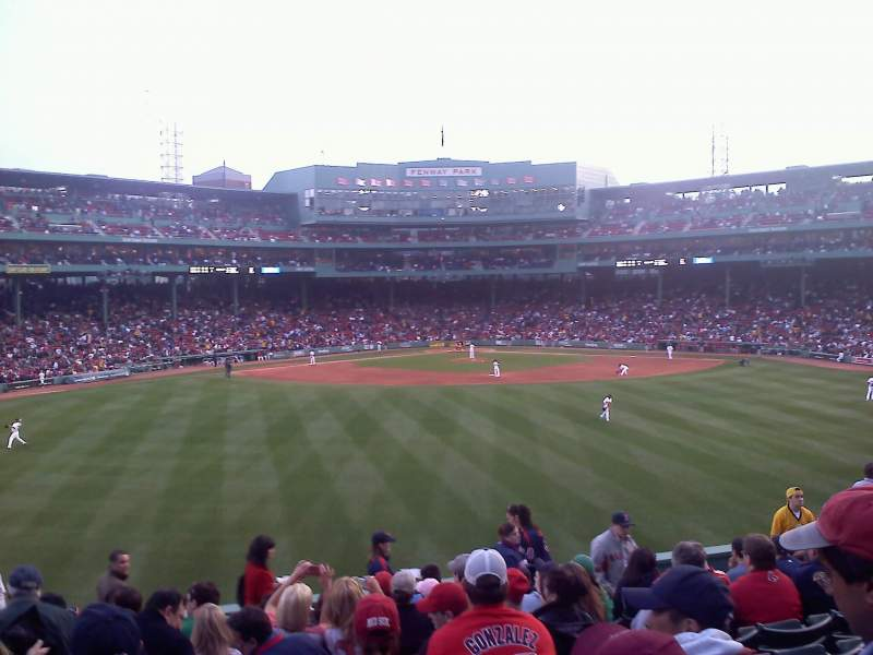 Red Sox Wallpaper Iphone X Fenway Park Section Bleacher 36 Home Of Boston Red Sox