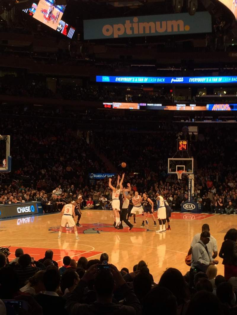 New York Iphone 6 Wallpaper Basketball Photos At Madison Square Garden