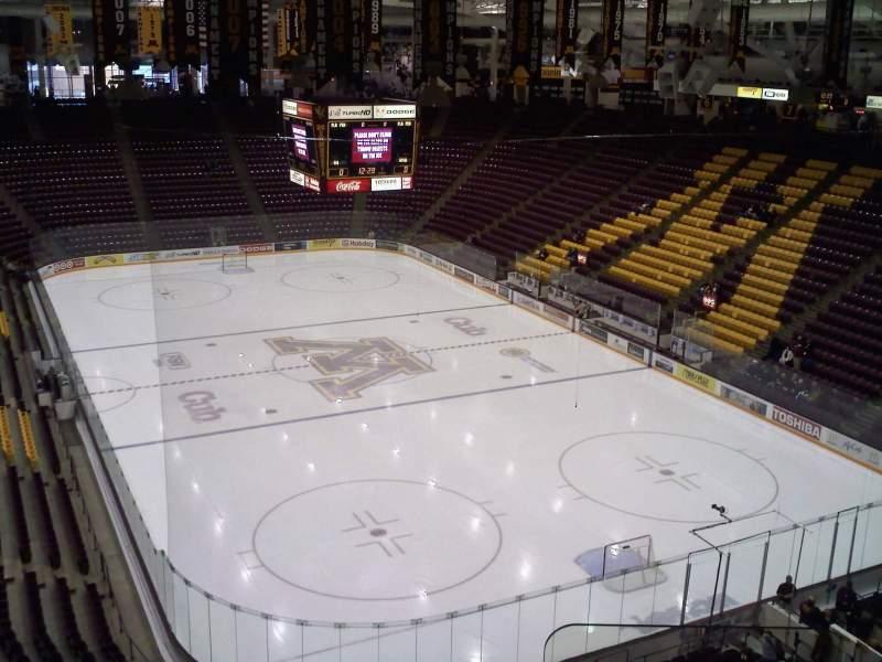 Hockey Rink Iphone Wallpaper Mariucci Arena Home Of Minnesota Golden Gophers