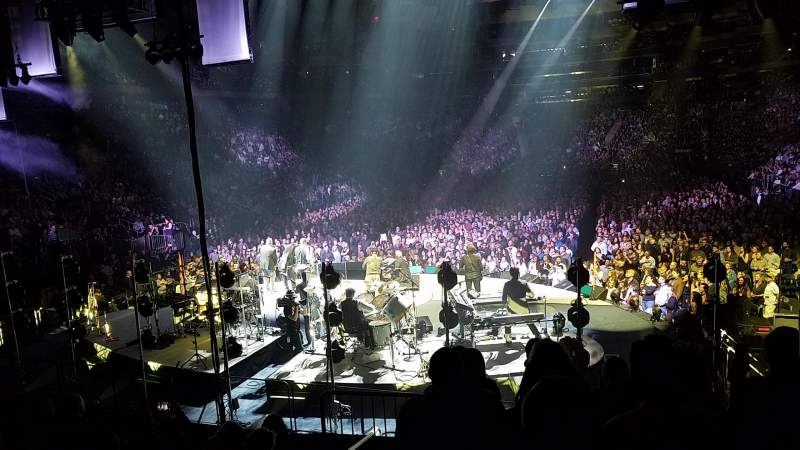 Seat View Msg Billy Joel - Best Seat 2018