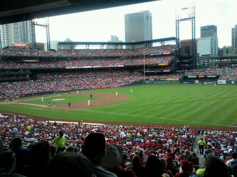 St Louis Blues Iphone Wallpaper Busch Stadium Section 135 Row 29 Seat 11 St Louis