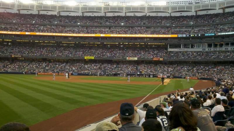 New York Yankees Wallpaper For Iphone 5 Yankee Stadium Section 131 Home Of New York Yankees New