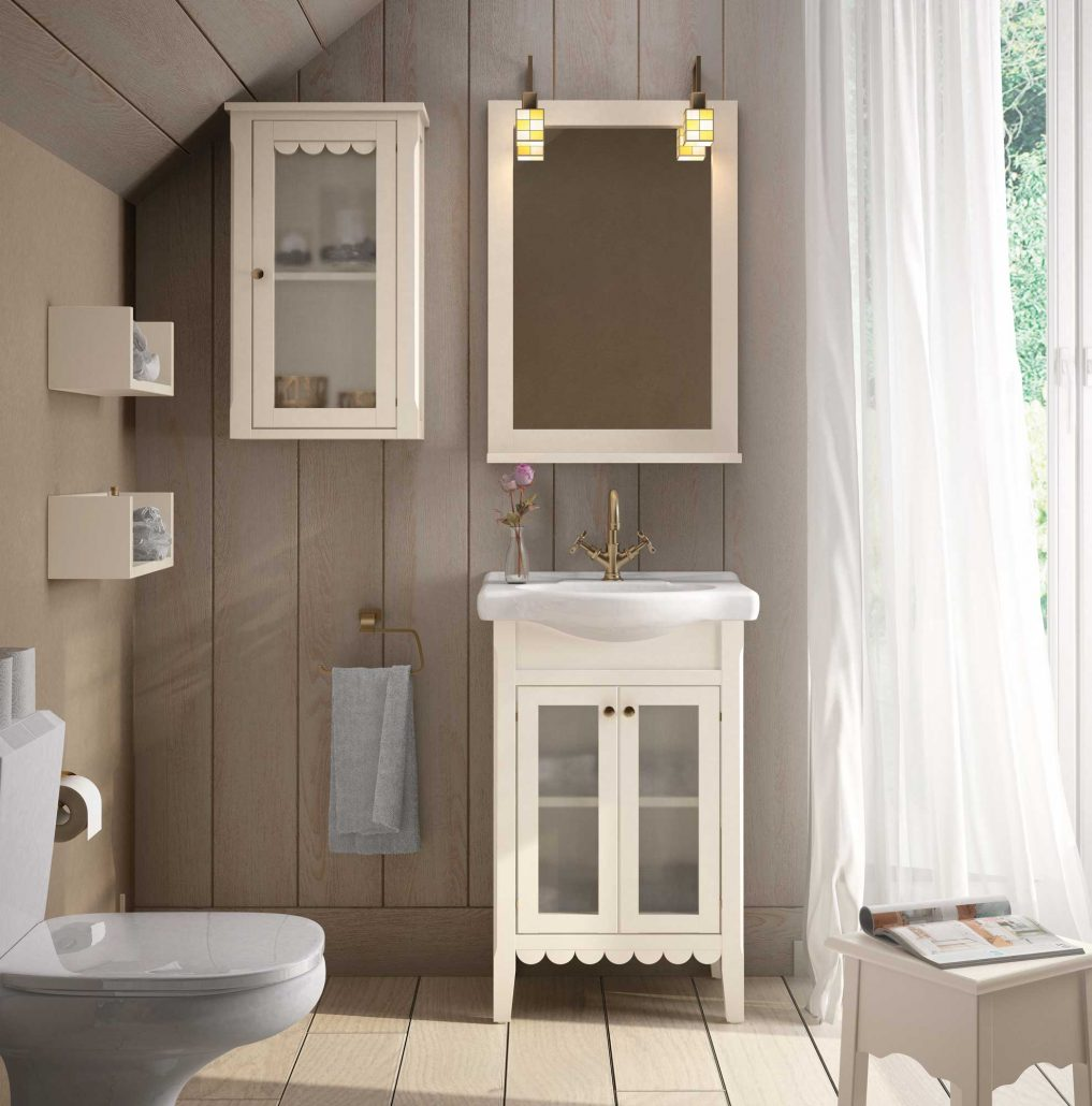 Mueble De Baño Etna Collection Avila Dos