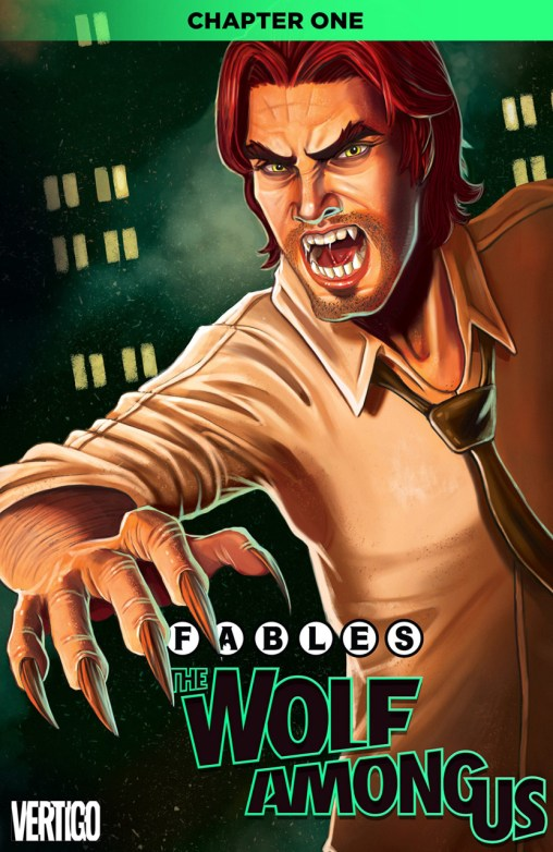Fables The Wolf Among Us 001