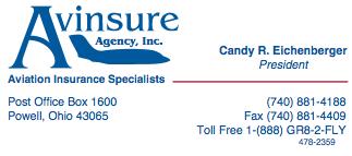 Avinsure biz card