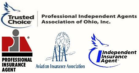 Avinsure homepage org logos