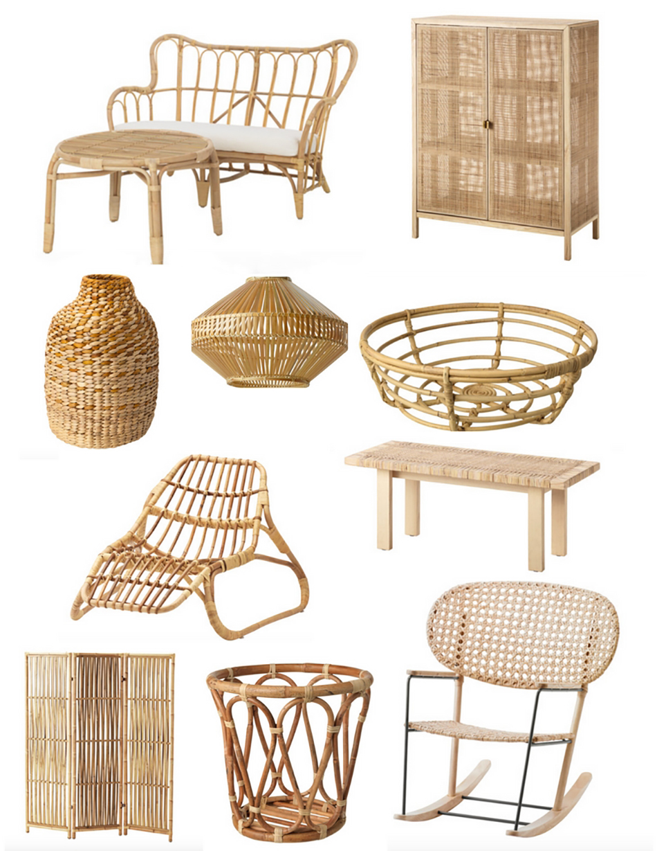 Rattan Ikea Ikea Is The Answer To Your Rattan Addiction A Vintage Splendor