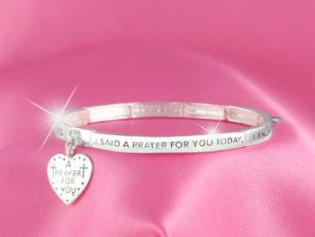 I Said A Prayer For You Bracelet 1