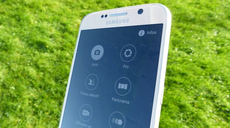 Galaxy S6 Photo