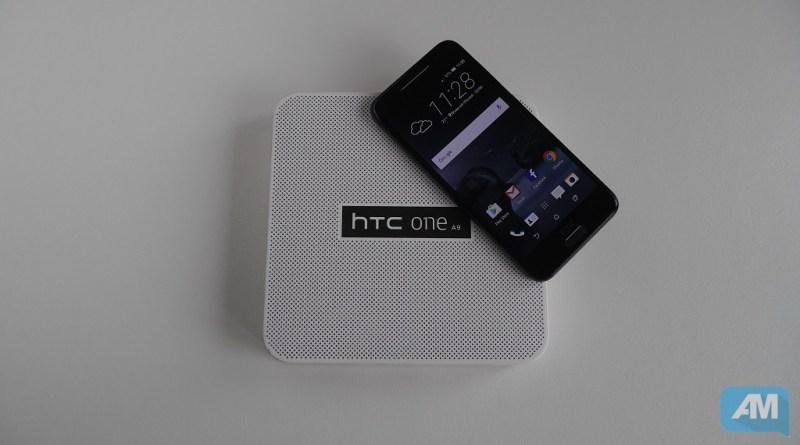 HTC One A9 Boite