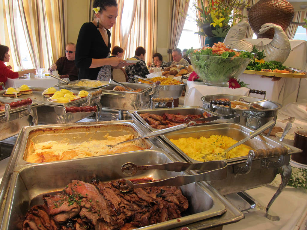 Brunch Buffet Roundup Of San Francisco S 10 Best Buffets I Avital Tours