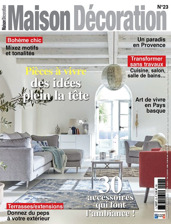 Maison Décoration Magazine Magazines Décoration Maison - Design En Image