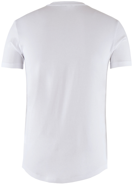 Gartenmöbel Bei Amazon Naturaline - Men V-neck T-shirt Bright White | Avocadostore