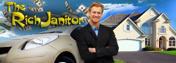 The Rich Janitor Review Avoid Online Marketing Scams - another word for janitor