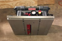 Setting Up a New Craftsman Table Saw - avoision.com ...