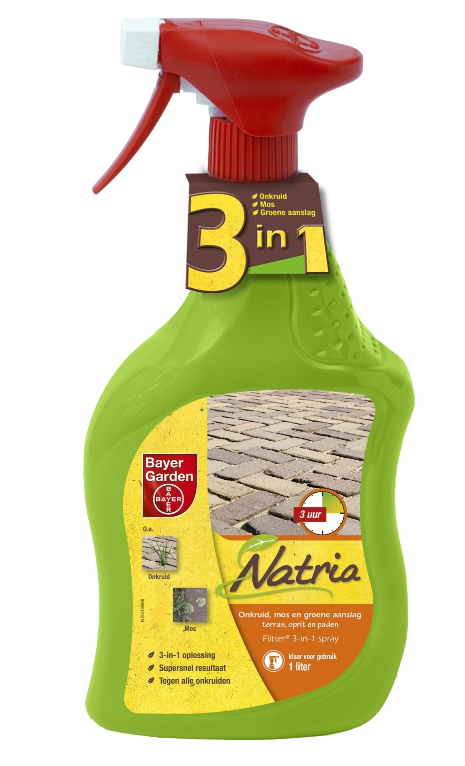 Natria Flitser Bayer Natria Flitser® 3-in-1 Spray 1l
