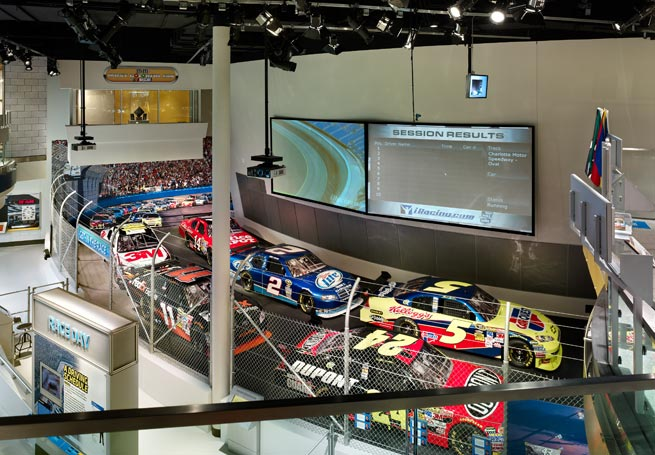 Charlotte Home Builders Nascar Hall Of Fame Museum