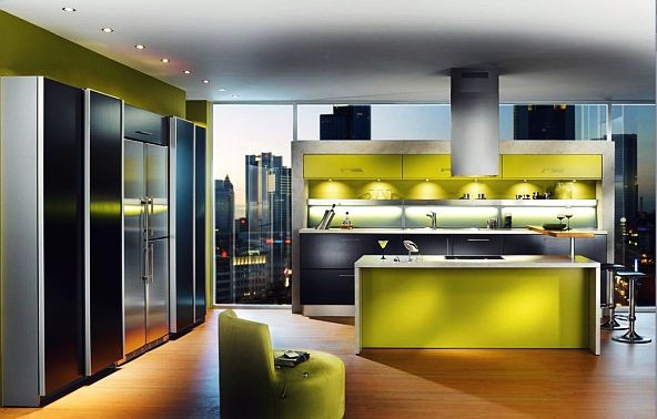 Schöne Küchen Beautiful Kitchens Color Palette – 14 Amazing Colorful