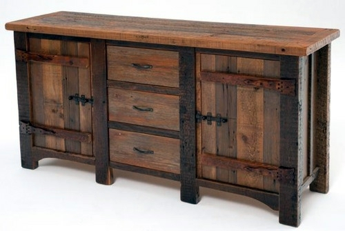 Restaurar Un Mueble De Madera 10 Furniture Designs From Antique Wood – Rustic Style