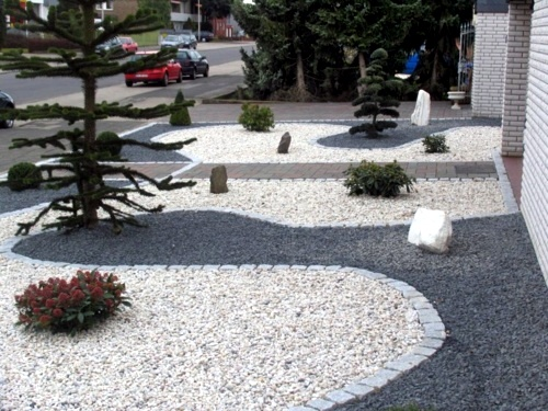 Vorgartengestaltung Mit Kies Front Garden Design With Gravel – You Want To Give A