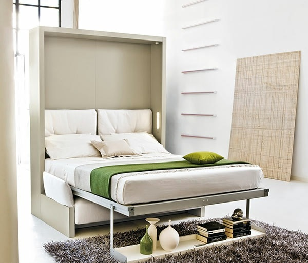 Ikea Hemnes Bett Sofa Wall Cabinet With Folding Bed – Living Ideas For Practical