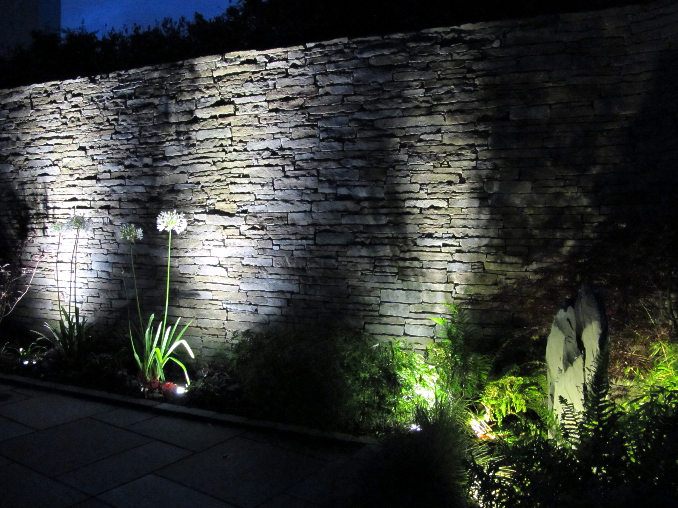 Eclairage Led De Jardin Tips For Garden Lighting Ideas For Light Games | Interior