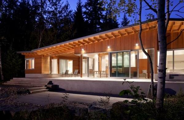 Kosten Pool Bauen Wooden Bungalow Prefab House – 50 Highly Modern Wood And