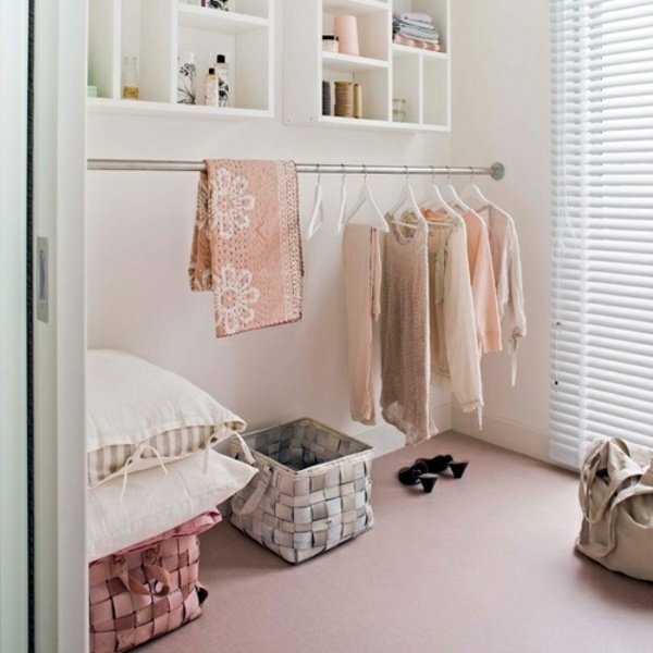 Offenes Schranksystem Selber Bauen How To Build A Walk-in Closet Yourself? | Interior Design