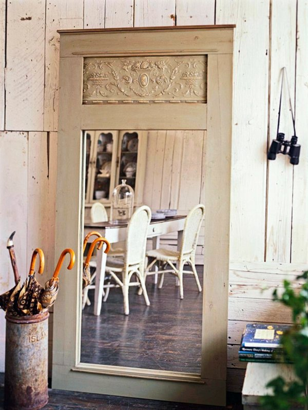 Sofa Vintage Look Old Doors Re-use – Cool Decoration And Diy Furniture