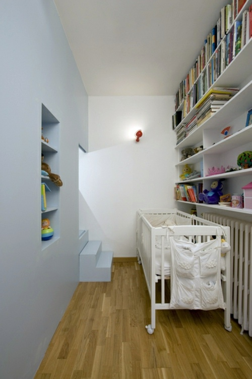 Raumspartreppe Dachboden Minimalist Kids Room Design By H2o Architects | Interior